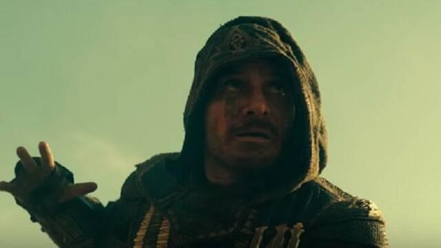 Presentan una nueva escena de la película de Assassin's Creed durante la gala de The Game Awards