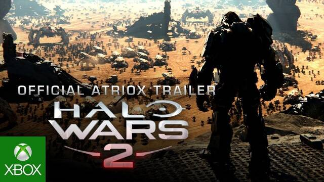 Halo Wars 2 presenta un nuevo tráiler de la historia