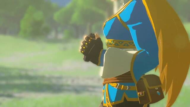 Nuevo tráiler y gameplay de The Legend of Zelda: Breath of the Wild