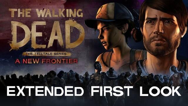 The Walking Dead: A New Frontier se muestra en The Game Awards