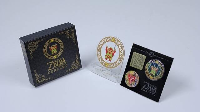 Así es la edición limitada 30º Aniversario del concierto tributo de Zelda