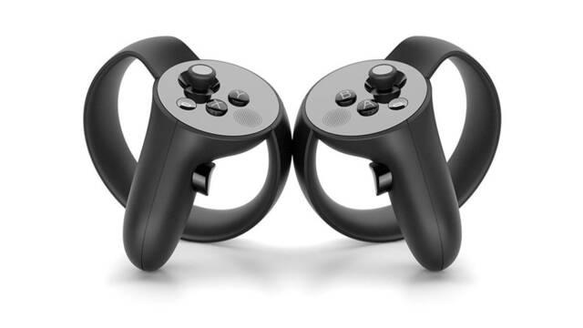 Algunas unidades de Oculus Touch tendrán mensajes ocultos en su interior