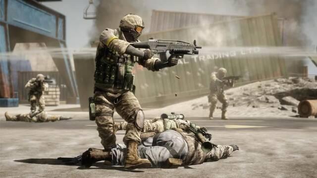 El próximo juego de DICE será Battlefield Bad Company 3, según rumores