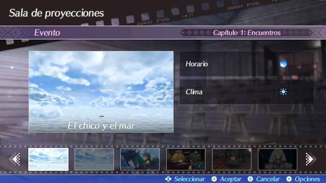 Cómo desbloquear la Sala de proyecciones en Xenoblade Chronicles 2