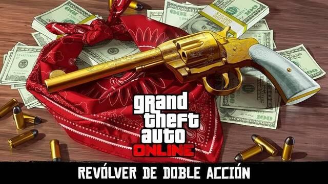 GTA Online inicia la búsqueda de un revólver de Red Dead Redemption