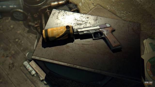 La pistola con silenciador llega gratis a Dying Light