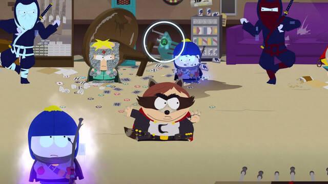 South Park: Retaguardia en Peligro recibe nuevo descargable