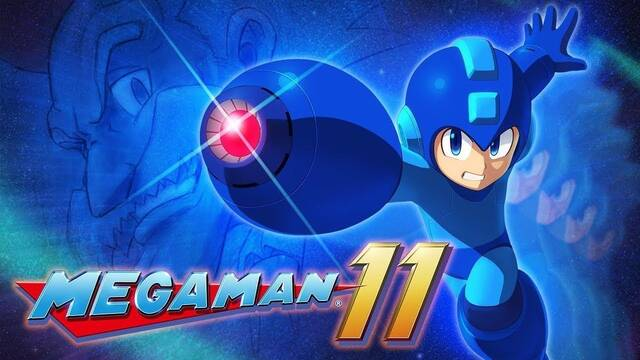 Capcom anuncia Mega Man 11 para consolas y PC