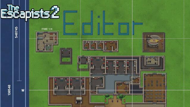 El editor de prisiones de The Escapists 2 llega a PC de forma gratuita