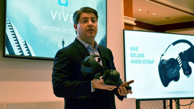 Valve sigue comprometida con sus planes para HTC Vive