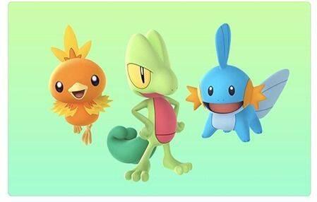 Se filtra una imagen de la tercera generación de Pokémon en Pokémon GO