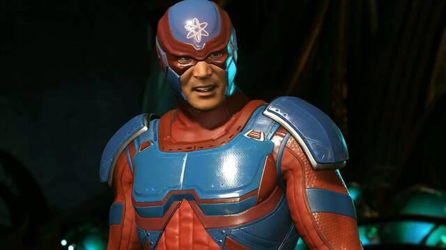 Injustice 2 detalla la jugabilidad de Átomo con un nuevo tráiler