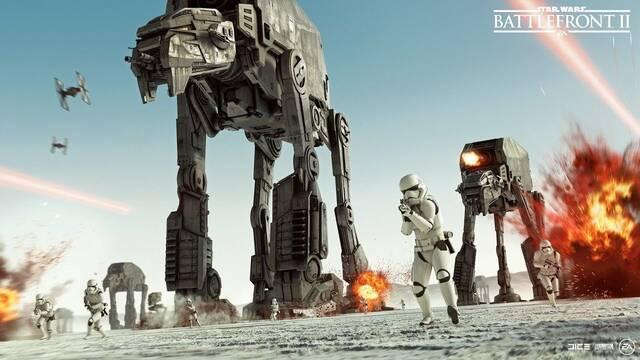 El contenido de 'Los Últimos Jedi' llega a Star Wars Battlefront II
