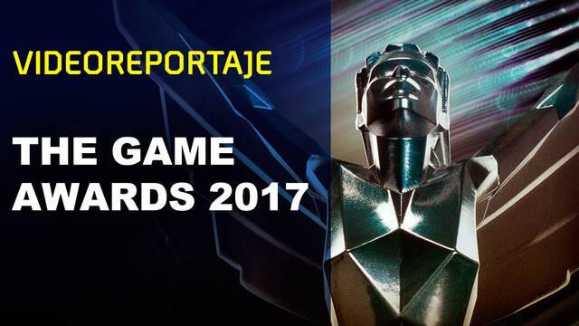 Vídeo resumen de The Game Awards 2017
