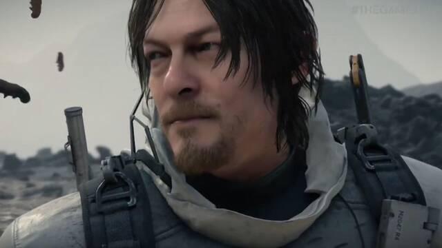 Nuevo tráiler de Death Stranding en The Game Awards