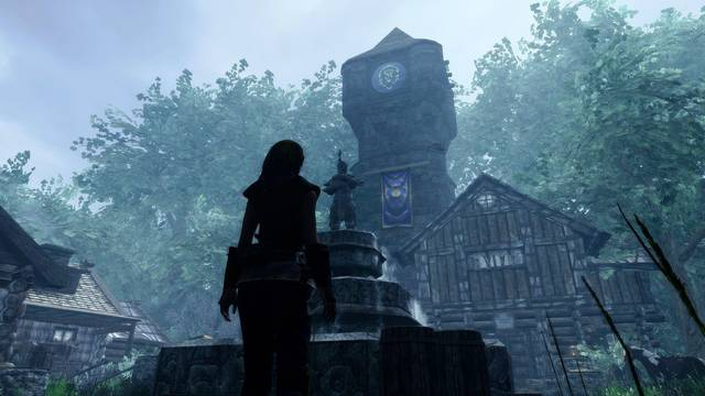 Un mod busca recrear World of Warcraft en Skyrim