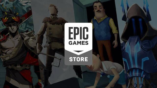 Tres estudios retrasan y cancelan sus juegos en Steam por Epic Games Store