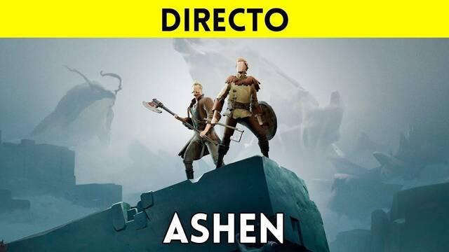 Jugamos en directo a Ashen a partir de las 19:00