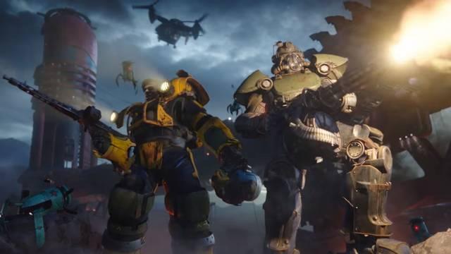Cómo conseguir Servoarmaduras en Fallout 76