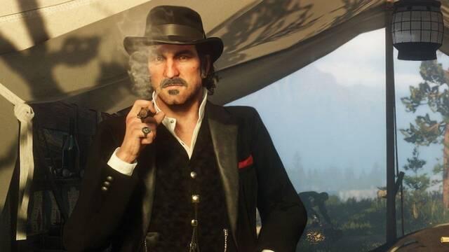Red Dead Redemption 2: Chris Pratt felicita al actor de doblaje de Dutch
