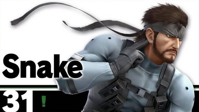 Cómo desbloquear a Solid Snake en Super Smash Bros. Ultimate