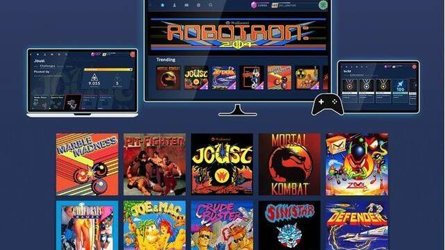 Así es Antstream, un Netflix de videojuegos retro