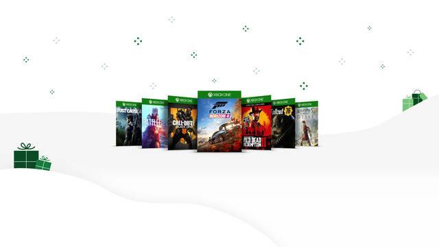 Grandes ofertas en Xbox: Más de 800 juegos digitales con descuento
