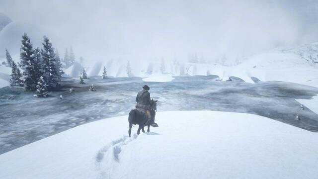 Descubren una nueva zona oculta en Red Dead Redemption 2