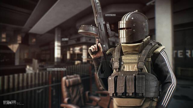 Escape from Tarkov muestra un nuevo tráiler de su próximo contenido