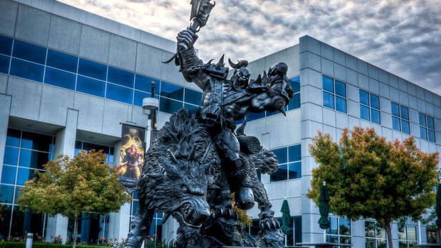 Blizzard está inmersa en un proceso de recortes y reducción de personal