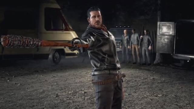 Negan de The Walking Dead muestra su jugabilidad en Tekken 7