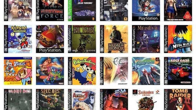 Sony tenía grandes planes para el catálogo de PS Classic