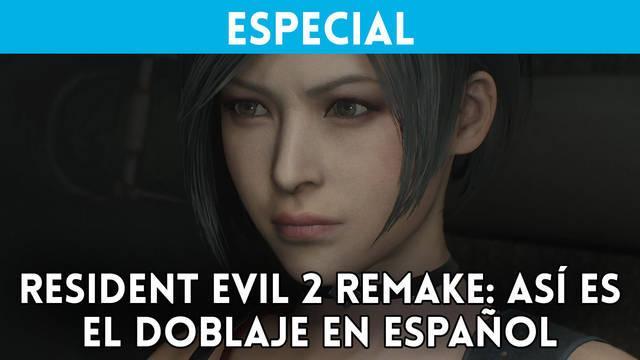 Resident Evil 2 Remake: Así es el doblaje en español