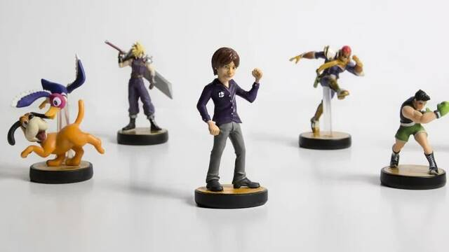 Masahiro Sakurai, creador de Super Smash Bros., cuenta con su propio amiibo