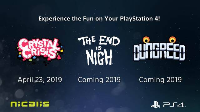 Nicalis confirma The End is Nigh y Dungreed en PlayStation 4