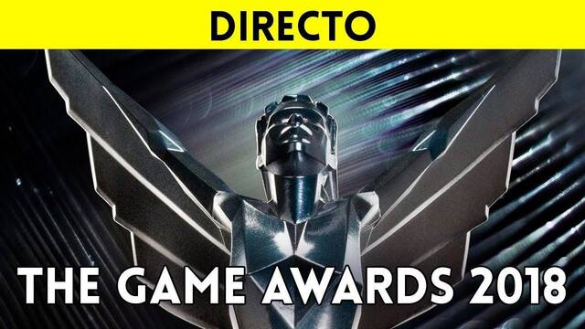 Sigue aquí en directo a partir de la 01:30 The Game Awards 2018