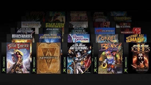 La retrocompatibilidad de Xbox One alcanza un total de 550 títulos