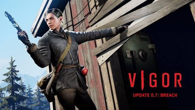 Vigor, lo nuevo de los creadores de DayZ, se actualiza en Xbox One