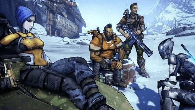 Take-Two tiene un juego sin anunciar y se especula con Borderlands 3