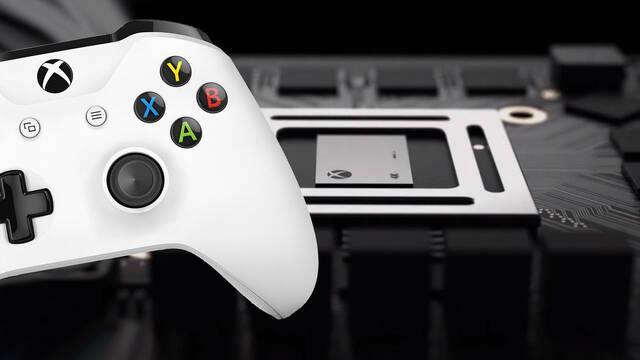 Rumor: Xbox Scarlett para 2020, con CPU Zen 2 y varios modelos