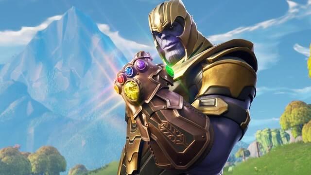 El regreso de Thanos de 'Vengadores' a Fortnite podría estar cerca