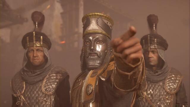 Vengan los jinetes en Assassin's Creed Odyssey