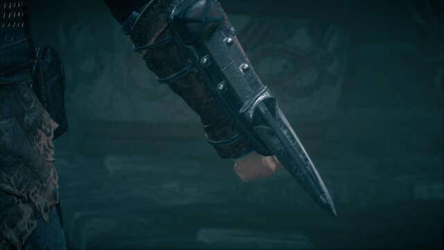Sombra de una leyendaen Assassin's Creed Odyssey