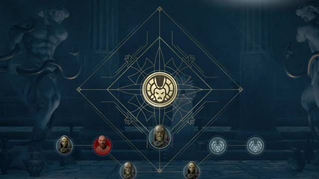 Orden de los Antiguos en Assassin's Creed Odyssey: miembros y recompensas