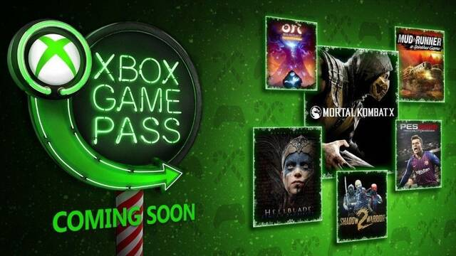 Below y PES 2019 ya están disponibles en Xbox Game Pass