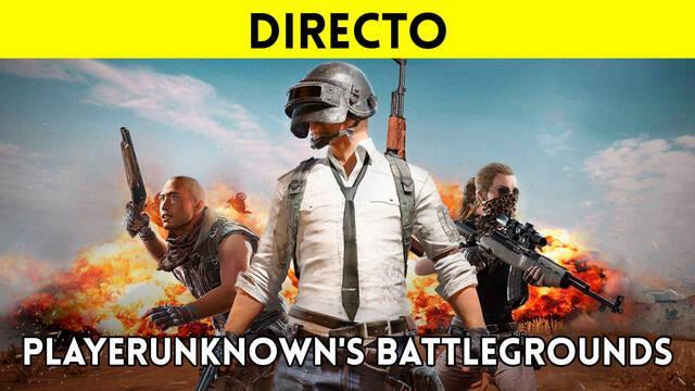 Jugamos a Playerunknown's Battlegrounds en PS4 a partir de las 19:00