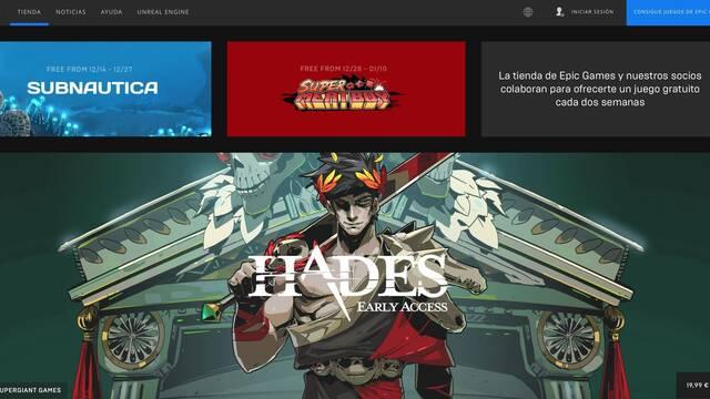 La tienda digital de Epic regalará dos juegos cada mes