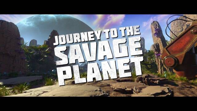 Anunciado Journey to the Savage Planet para Xbox One, PS4 y PC
