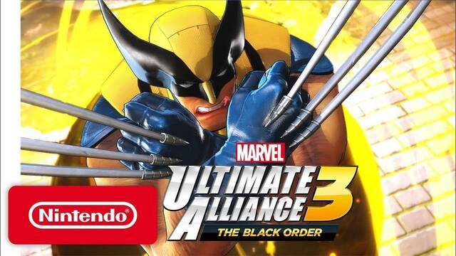Marvel Ultimate Alliance 3 anunciado en exclusiva para Nintendo Switch
