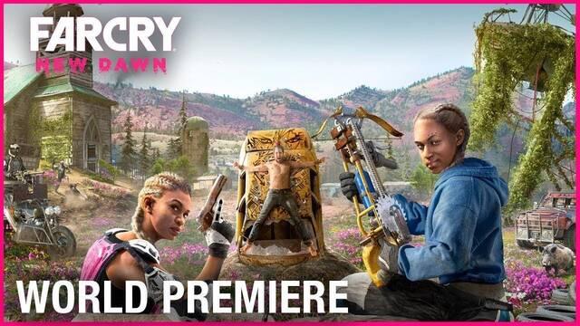 Far Cry: New Dawn presenta tráiler y llegará el 15 de febrero a One, PS4 y PC